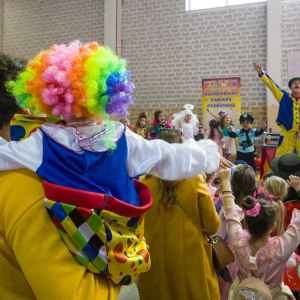 Klaun Šarenko - Dječji maskenbali